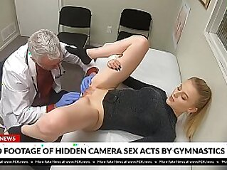FCK News - Leaked Footage Of Doctor Fucking His Blonde Patient | blonde cams doctor doggy