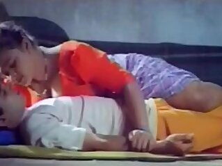 Shakeela in House Seduction on Bed | asian bed boobs desi