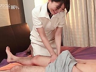 Where to Touch A Guy to Turn Him On - NaNa Nakamura | asian bdsm japanese girl massage