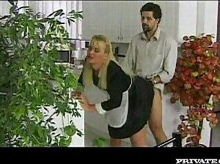 Datse, Horny Maid Assfucked   anal ass ass lovers blonde