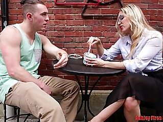 Don\'T Leave Mommy (Modern Taboo Family) | blowjob cum family mom