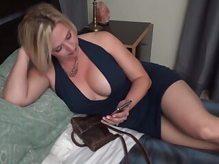 Mother & son\'s late night confessions   blonde hardcore mature mom and son